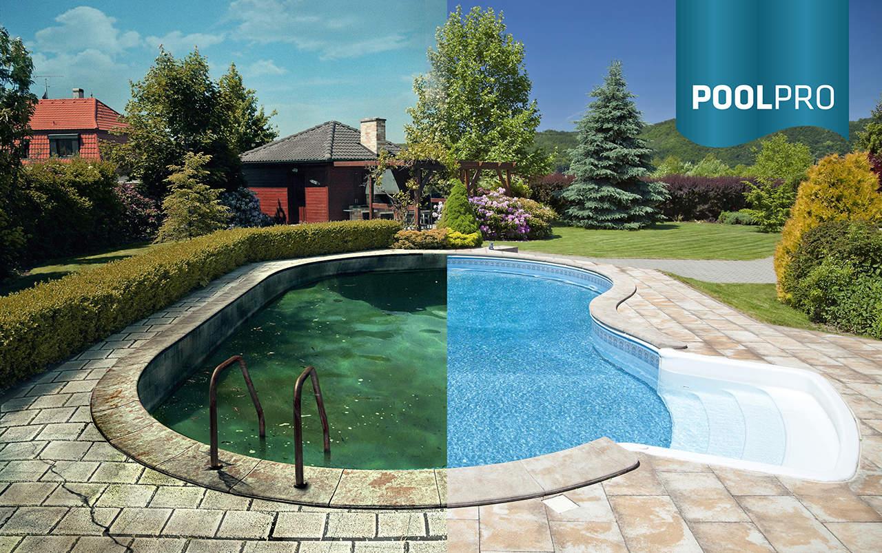 rekonstrukce bazenu poolpro mala